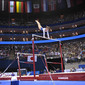 Worlds London 2009: overview uneven bars