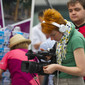 Olympic Games London 2012: media TV working