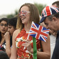 Olympic Games London 2012: spectators from GBR
