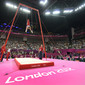Olympic Games London 2012: overview rings