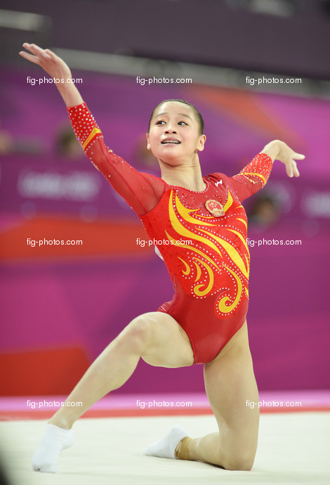 Olympic Games London 2012: SUI Lu/CHN