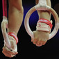 Olympic Games London 2012: hands on rings