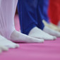 Olympic Games London 2012: detail feet