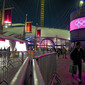 Olympic Games London 2012: nightshot from venue/entrance