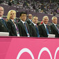 Olympic Games London 2012: TC members trampoline