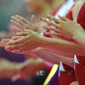 Olympic Games London 2012: hands details