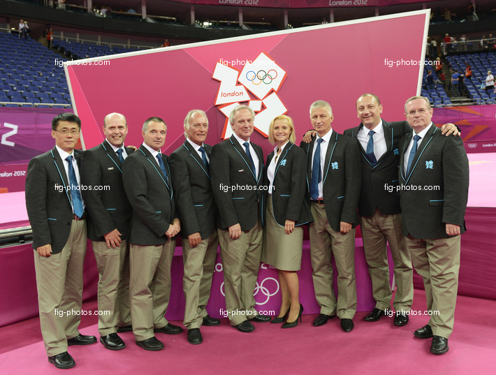 Olympic Games London 2012: Technical comittee