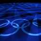 Olympic Games London 2012: Olympic Rings sign