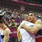 Olympic Games London 2012: SMITH Louis/GBR + coach