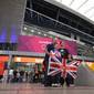 Olympic Games London 2012: before competitions starts in the North Greenich Arena