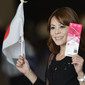 Olympic Games London 2012: fans coming to artistic gymnastics