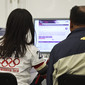 Olympic Games London 2012: work at mediacenter