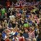 Olympic Games London 2012: fans