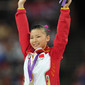 Olympic Games London 2012: HE Kexin/CHN