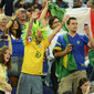 Olympic Games London 2012: fans from BRA