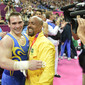 Olympic Games London 2012: NABARRETE ZANETTI Arthur/BRA