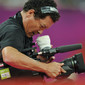 Olympic Games London 2012: cameraman from NBC