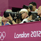 Olympic Games London 2012: photographer with PERENIY Lazi