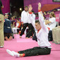 Olympic Games London 2012: NGUYEN Marcel/GER stretching