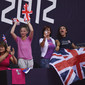 Olympic Games London 2012: fans GBR