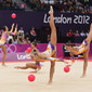 Olympic Games London 2012: group GER