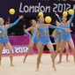 Olympic Games London 2012: group GBR