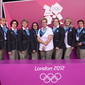 Olympic Games London 2012: TCmembers Rhythmic Gymnastics