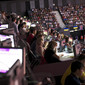 Olympic Games London 2012: media grandstands