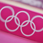Olympic Games London 2012: Olympische Ringe