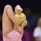 Olympic Games London 2012: symbol ball and body
