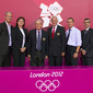 Olympic Games London 2012: FIG members