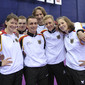 Worlds Trampoline St. Petersburg 2009: team doubel-mini GER