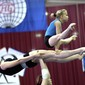 ACRO-WorldCup Final: Training , W-Group/RUS