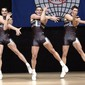 Aerobic-Weltcup-Finale: Trio FRA