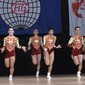 Aerobic-Weltcup-Finale: Gruppe Russland