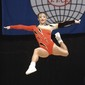 Aerobic-Weltcup-Finale: Tania Pohoata/ROM