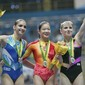 ART-Worldcup Final Sao Paulo 2006: podium women's vault