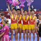 Worlds Trampoline St. Petersburg 2009: victory ceremony tumbling men-team