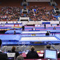 Worlds Trampoline St. Petersburg 2009: overview Sports-Concert Complex