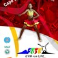 Gym for Life, Cape town/RSA 2013: poster