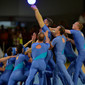 Gym for Life, Cape Town/RSA 2013: TV Ludwigshaven-Bodensee Show Team Blues/GER