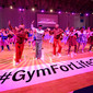 Gym for Life, Cape Town/RSA 2013: closing dance