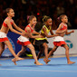 Gym for Life, Cape Town/RSA 2013: GOLDEN Lions Gymnastics/RSA