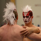 Gym for Life, Cape Town/RSA 2013: preparation and warm up