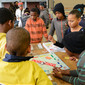 Gym for Life, Cape Town/RSA 2013: Community show performances, Swartklip Township