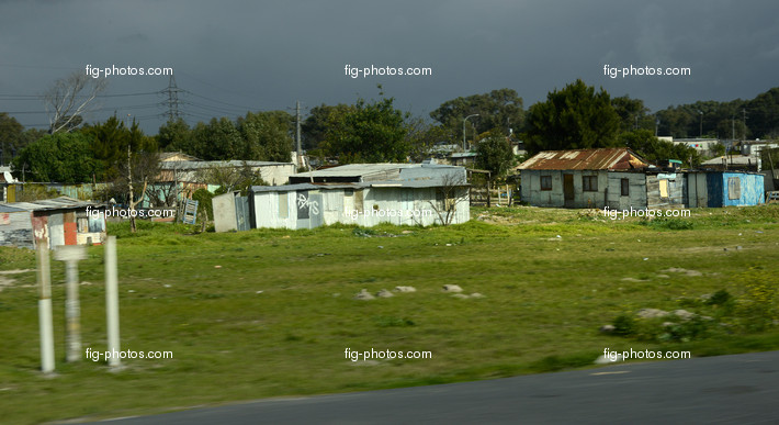 Gym for Life, Cape Town/RSA 2013: townships