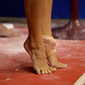 World Games Cali/COL 2013: detail feet