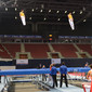Trampoline WCh Sofia/BUL 2013: overview without spectators