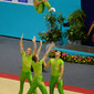 ACRO WCh 2014 Paris/FRA: men's group POL