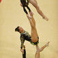 ACRO WCh 2014 Paris/FRA: BAYON Madeleine COSTES Alizee NADAUD Noemie/FRA2